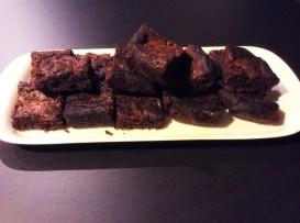 Belachelijk simpele brownies