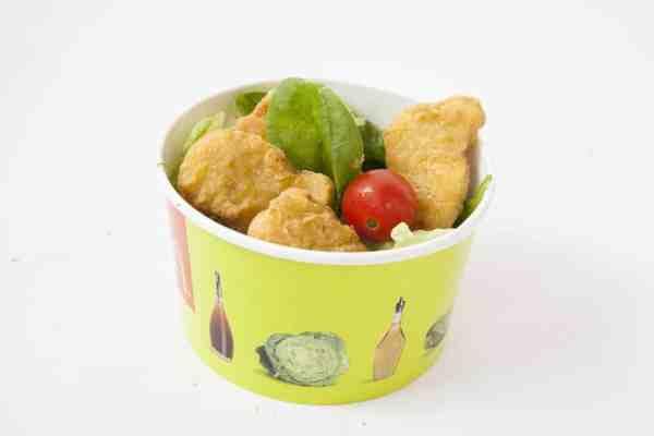 nugget salad