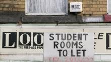 Student rooms living rent