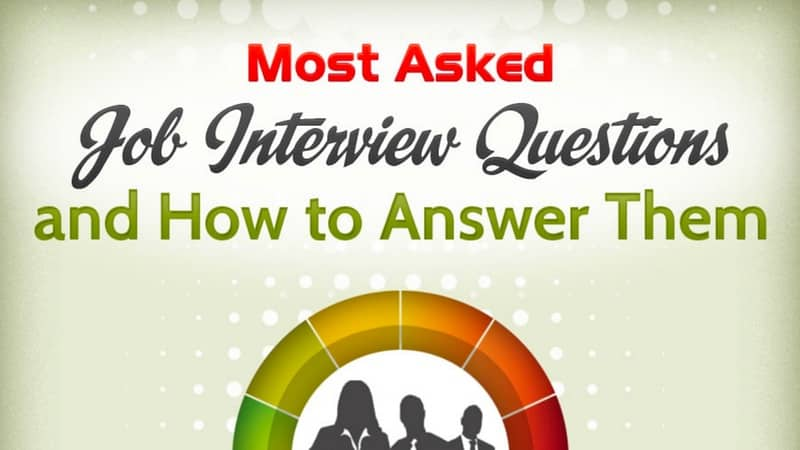 job interview questions answers