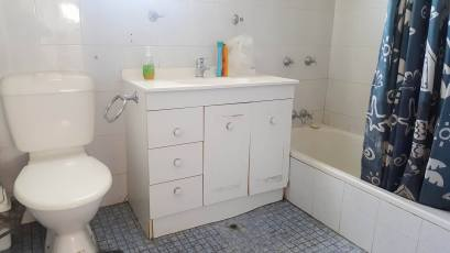 Student Homes Accommodation Kelvin Grove bathroom