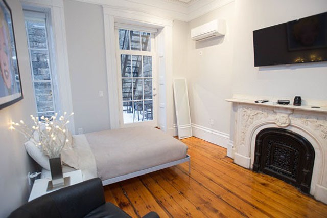Temple street furnished apartment