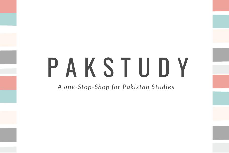 PAKISTAN STUDIES SOLUTIONS
