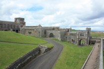 Bamburgh has been heavily altered since its founding