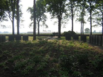 Langemark and its mass grave