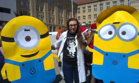 You can meet Minions in Wroclaw!