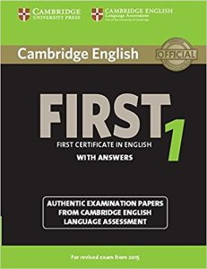 ready for first test book