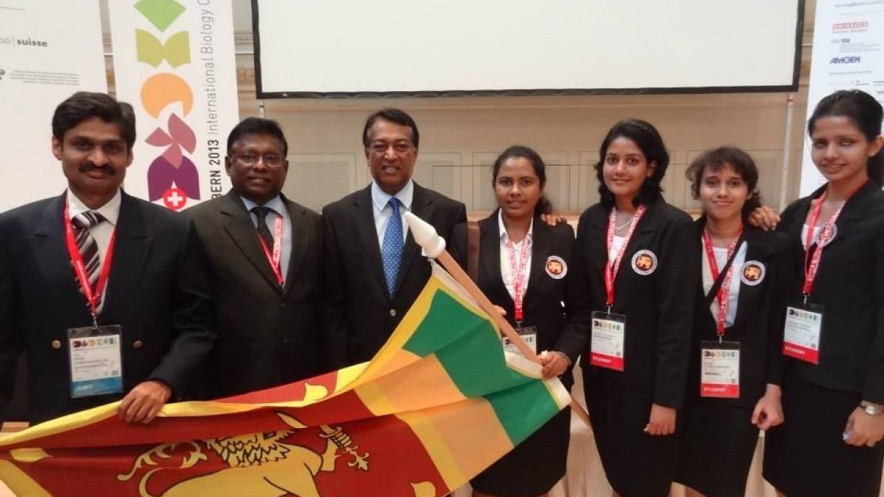 Olympiad Competitions in Sri Lanka