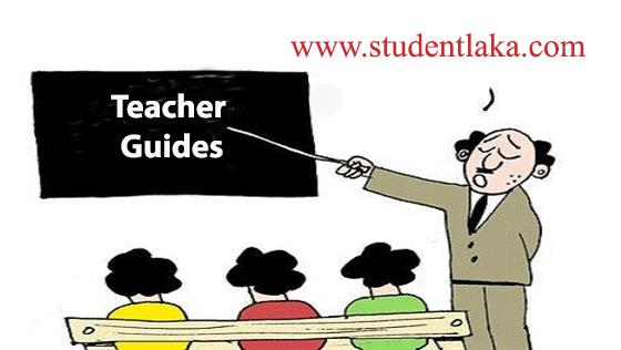 <!--:en-->Download GCE AL teacher guides - Teacher's Instructional Manuals<!--:--><!--:si-->උසස් පෙළ ගුරු මාර්ගෝපදේශක සංග්රහ ගුරු අත් පොත් බා ගත කර ගන්න <!--:-->