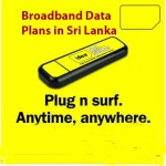 Internet broadband data plans in Sri Lanka