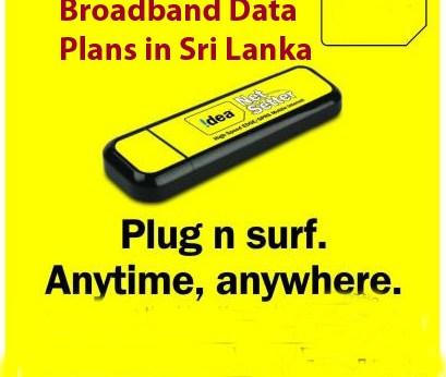 broadband data plans