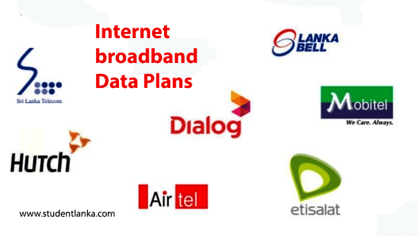 how to connect internet in srilanka