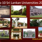 World ranking of Sri Lanka Universities 2014 January – Top 30