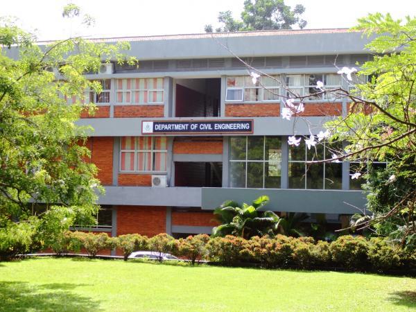 Department of Civil Engineering University Moratuwa