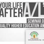 Your life after A/L's – Seminar on Quality Higher Education and Career Prospects
