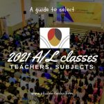 2021 a l classes teachers