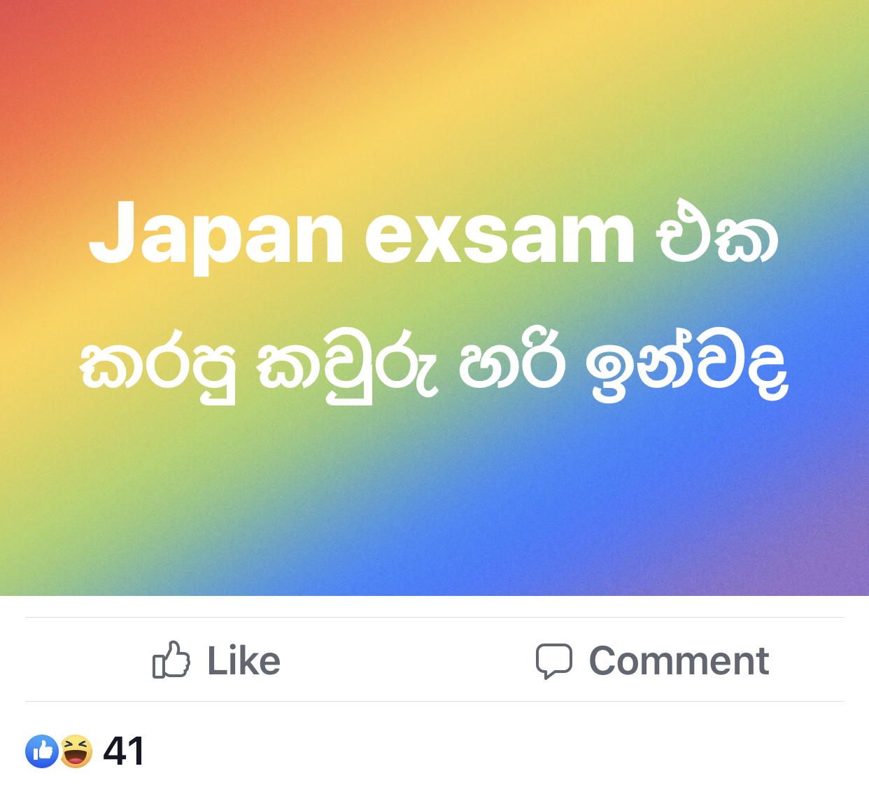 Japanese language test in sri lanka (2)
