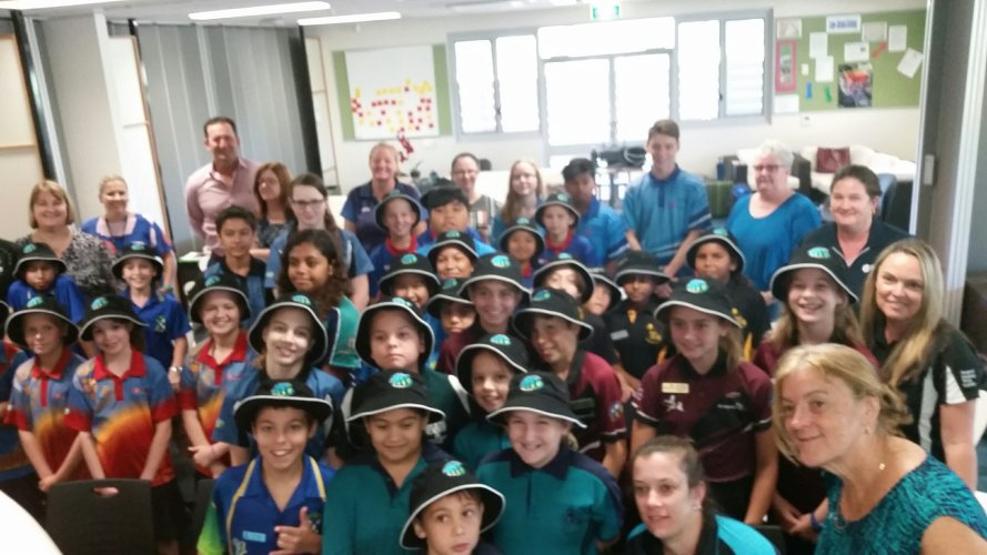 Palmerston (NT) Schools Gather for Combined Success