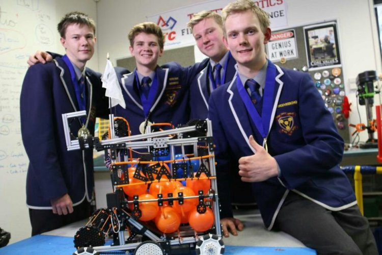 Adelaide Students Win World Robotics Title