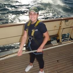Young Leader Sets Sail