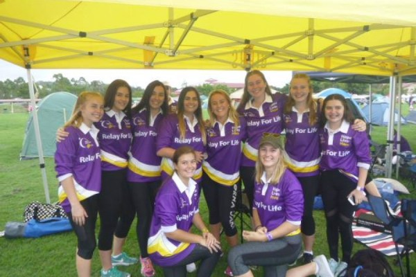 Relay to Cure Cancer