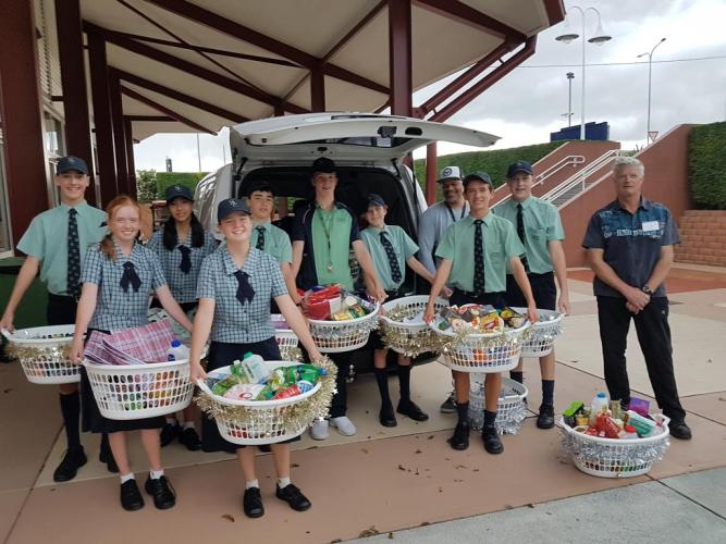Christmas Hampers from Coomera