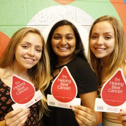 Williamsville East Students Surprise Themselves for Leukaemia and Lymphoma Society