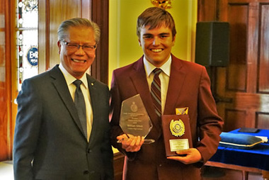 Loxton High School Student Recognised as Student Citizen of the Year in South Australia
