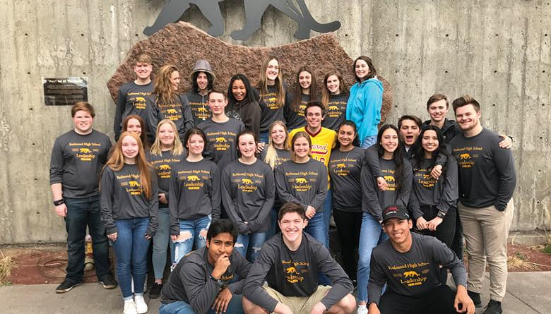 Redmond High School Student Leaders Raise $7500+ for Community Choice