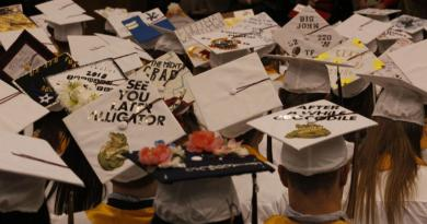 Legacy Wall for Graduates from Redmond