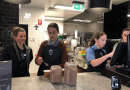 "All Hallows' School Brisbane ""Sister-Baristas"" Raise Funds"