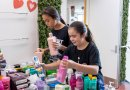 St Catherine's Students Support Women's and Girls' Emergency Centre