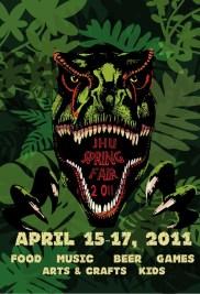 Spring Fair Poster, 2011