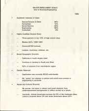 Enrollment Effort of the Black Student Union 4