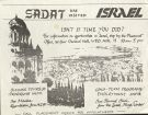 Poster of the Jewish Students Association Event 2