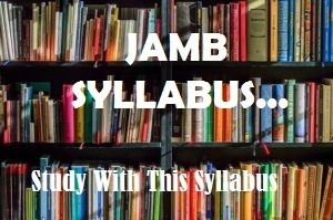 Download free JAMB Literature in English Syllabus and Recommended textbooks