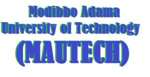 Modibbo Adama University of Technology (MAUTECH) admission list status checker on cloud portal
