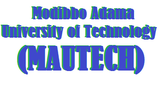 The Modibbo Adama University of Technology, MAUTECH JAMB Cut Off Mark and Departmental cutoff points for all courses