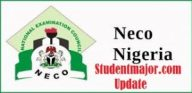 NECO Biology Answer paper Sheets