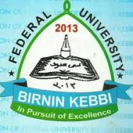 Federal University of Birnin-Kebbi, FUBK JAMB and Departmental Cut off point and aggregate score.