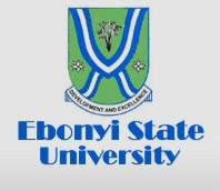 Ebonyi State University (EBSU) admission list on checker status portal