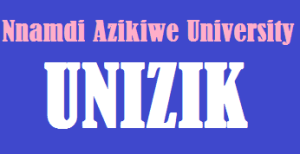steps to register for Nnamdi Azikiwe University, UNIZIK Post UTME Form