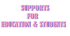 Organization that support education and students (Educational Foundations)