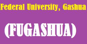 Federal University Gashua, (FUGASHUA Admission List is Out on status checker portal