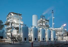 Chemical Engineers work place industry