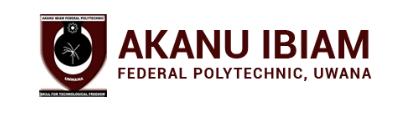 Akanu-Ibiam-Federal-Poly-Unwana-logo