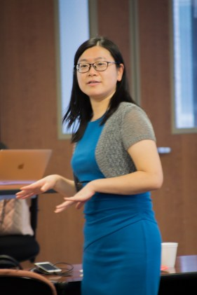 Yinghua Li, 2017-2018 Alumni Liaison