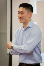 Shaun Zhang from CABA Chicagop