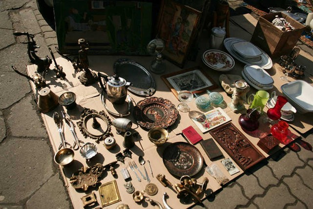 Bazar Olimpia в Варшаве