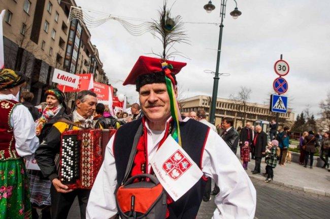 День флага и День Полонии в Польше